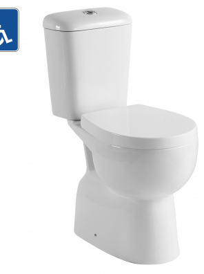 Toilet Amber Toilet Suite AB019