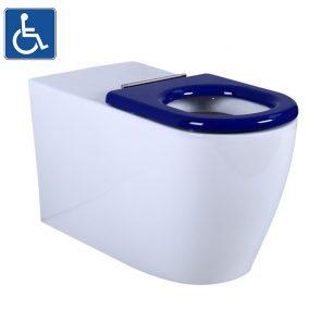Toilet Asta Wall Faced Pan AS106WFP