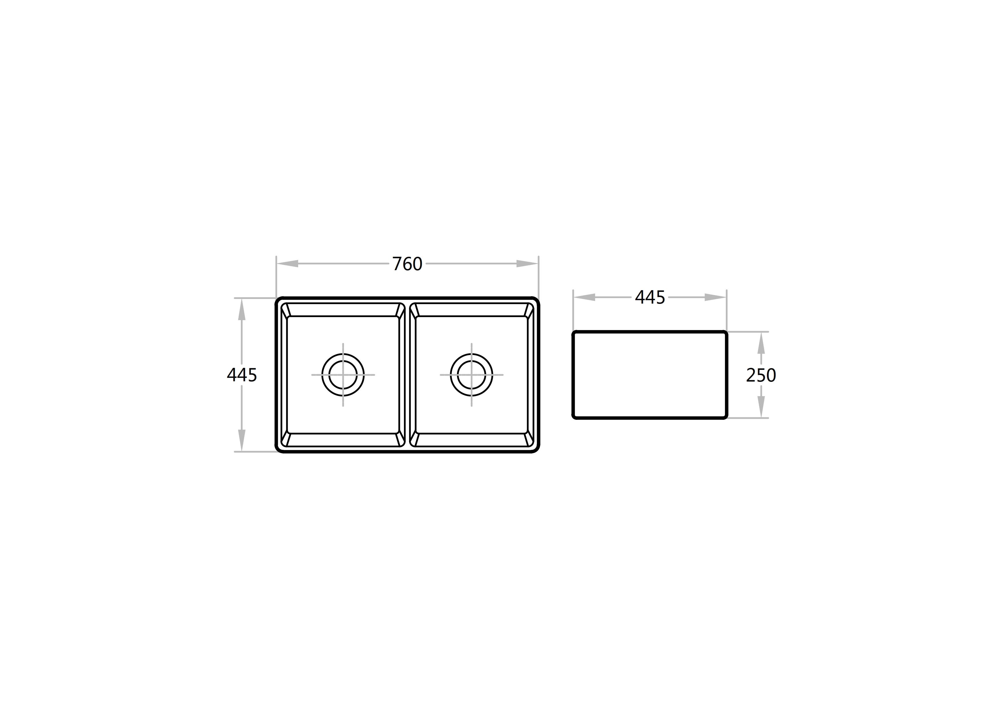 Kitchen Sink B40DS_001