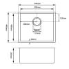 Kitchen Sink BKS440-SIZE-100x100