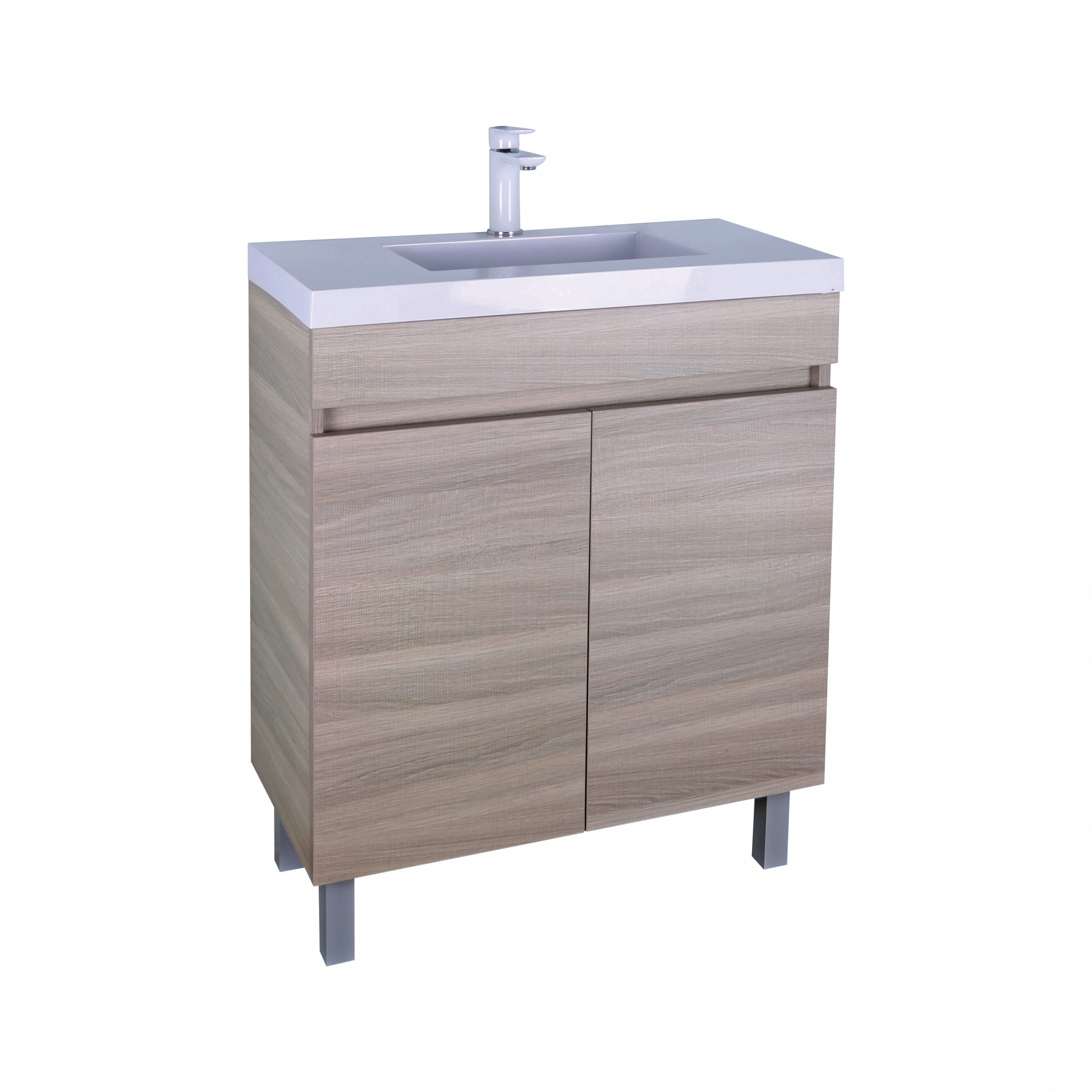 Evie Color Vanity EV73LG-OAK