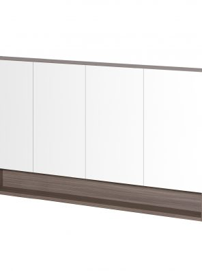 Stella Oak OAKSV1500 Shaving Cabinet
