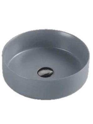 Matte Grey PA3535MG Fine Ceramic Basin