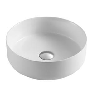 Matte White PA3535MW Fine Ceramic Basin