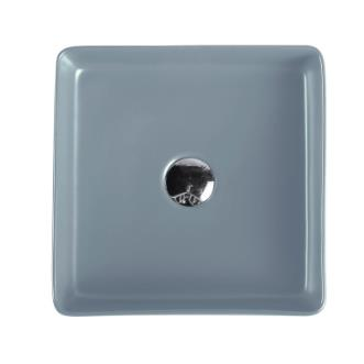 Matte Grey Fine Ceramic Basin PA3636MG