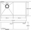Kitchen Sink PKS810SD-100x100