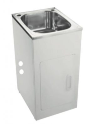 35 Litre Stainless Laundry Tub SLT455
